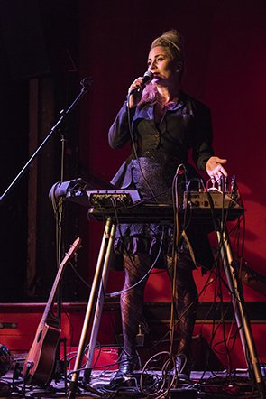 Alexis O'Hara, photo by Caroline Hayeur