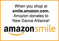 When you shop at smile.amazon.com, Amazon donates to New Dance Alliance!