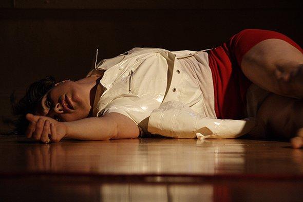 Rachel Thorne Germond | Performance Collage